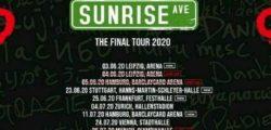 Sunrise Avenue und ihre letzte Tour