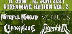 Metal Frenzy – Streaming Edition – Vol.2